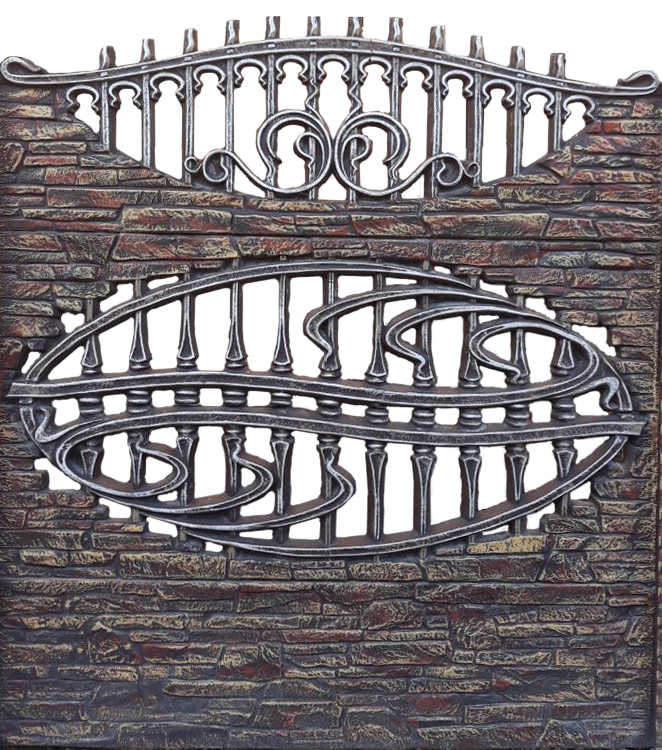 Карпатский камень ажур (3)